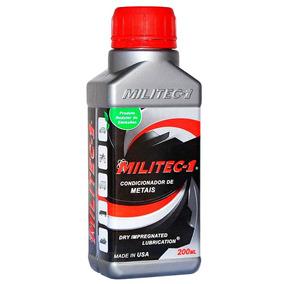 Condicionador De Metais Militec1 200ml - 1 Unidade