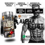 Alpha Test Precursor De Testosterona, Pastillas Testosterona