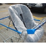 Protetor Descartável Tnt P/ Bebê Conforto - Pacote C50