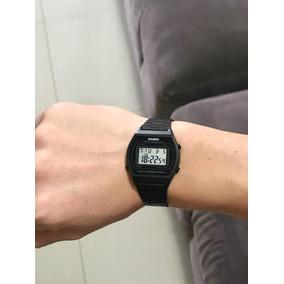 Relógio Casio Vintage Black
