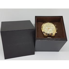 Reloj Michael Kors Mk8214 Dorado