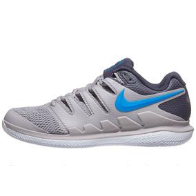 Tenis Nike Zoom Vapor X Grey/blue