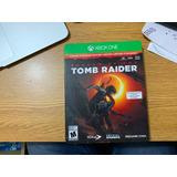 Shadow Of Tomb Raider Xbox One Edicion Especial