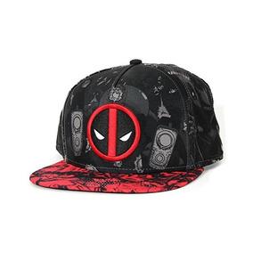 Gorra Deadpool - Vestuario y Calzado en Mercado Libre Chile 866167f6c2c