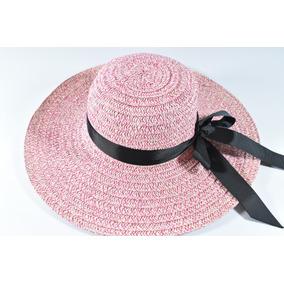 Sombrero Sol Playa Tipo Paloma Primavera-verano Mod.2203