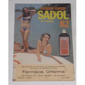 Almanaque Renascim 1982 - Sadol