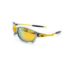 Oculos Oakley X Squared Dourado - Óculos De Sol Oakley Juliet Com ... 02382a28d1