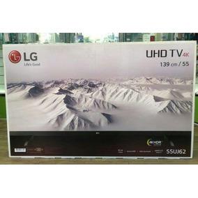 Lg Smart Tv 4k Uhd 55 Pulgadas