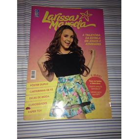 Revista Gigante Larissa Manoela Poster Paper Toys R$35,99
