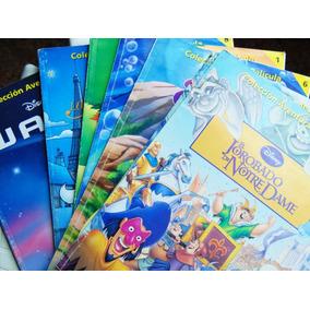 Colección Aventuras De Película Disney / Ed Clarín