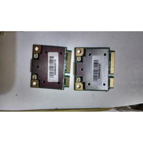 Kit 5 Placas Pci Wireless Notebook