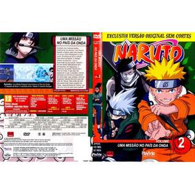 Coleção Completa Do Naruto Todos Episódios