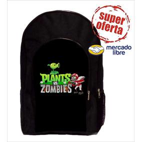 Mochila De Plantas Vs Zombies Reforzada Roblox Fortnite Fnaf