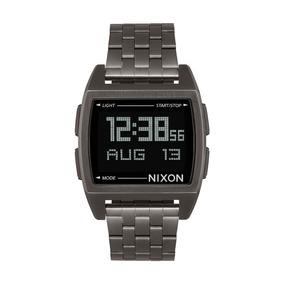 Reloj Nixon A1107632 Base 38 Mm Vintage Cronografo Alarma $7