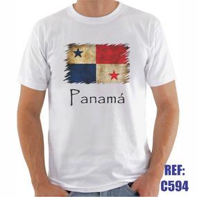 7cbb30d011 Camisa Seleção Do Panamá - Camisetas e Blusas no Mercado Livre Brasil