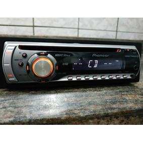 Toca Cd Player C/ Aux Pioneer Deh 1980a