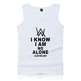 Camisa Do Alan Walker Infantil - Camisetas e Blusas no Mercado Livre ... eaac675709f