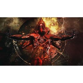 Cuadros Warframe Y Devil May Cry Pack X6 Unidades