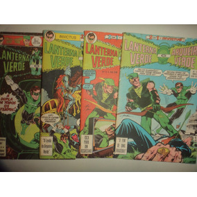 Invictus Lanterna Arqueiro Verde Flash 1 A 20 Ebal Editora *