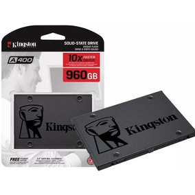 Ssd 960gb Hd Kingston A400 Novo - Oferta! Envio Imediato!