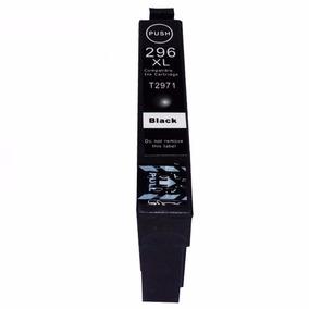 Cartucho Compatível 296 T297 T2961 Black Xp231 Xp241 Xp431