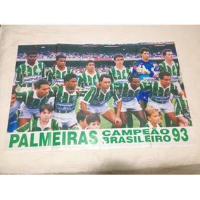 Posters Palmeiras Campeao Brasileiro 1993 Grandes Reportag