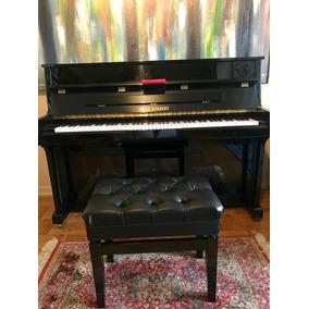 Piano Fritz Dobbert Fd110 Preto Alto Brilho Com Garantia