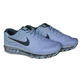 57059f3b869ec Kp3 Zapatos Caballeros Nike Air Max 2017 Blanco Dorado. Bs. 162.000