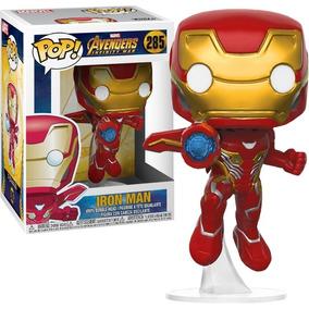 Funko Pop! Homem De Ferro - Vingadores Guerra Infinita