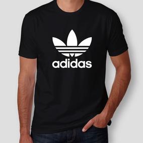 Camiseta Adidas Tamanho Gg - Camisetas Manga Curta no Mercado Livre ... 09f35853516