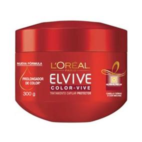 Tratamiento Reparador Elvive Color Vive L