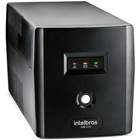 Nobreak Intelbras 1200va Mono 220v P/ Pc Xbox Camera Dvr