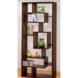 Mueble Biblioteca Minimalista, Estante Decorativo Modular