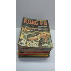 Coleção Revista Kung Fu Da Nº 1 Até Nº 45