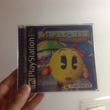 Ms Pacman Ps1 Compatible Con Ps2