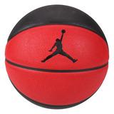 46d728d1b Mini Bola Basquete Nike Jordan Mini Tam 3 - Vermelho E Preto