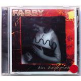 Fabby. Sin Secretos. Cd Original, Usado