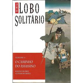 Lobo Solitario - Mangá - Completo - 28 Edições - Panini