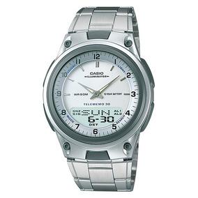 6265eeb3ad4 Relogio Casio Illuminator Aw 80 - Relógios De Pulso no Mercado Livre ...