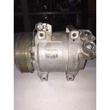 Compressor Ar Triton V6 3.5 Flex Mn123624 Valeo