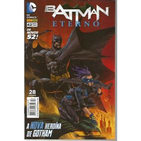 Batman Eterno 42 Novos 52 - Panini - Bonellihq Cx437 H18
