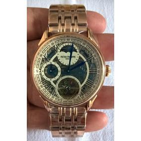 b26bb08011a Relógio Patek Philippe 750 Geneve Complicatiom Ref  39701w - Relógio ...