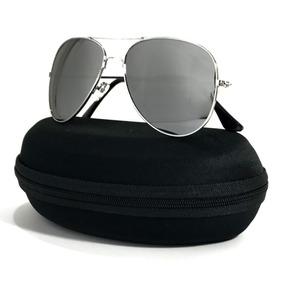 328dbc7fd7da6 Óculos De Sol Unissex Espelhado Proteção Uv 400 Envio Rápido