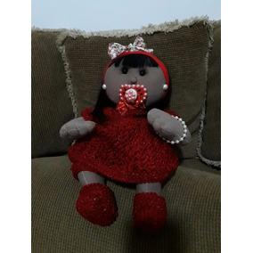 Bonecas De Pano Bebe Juju