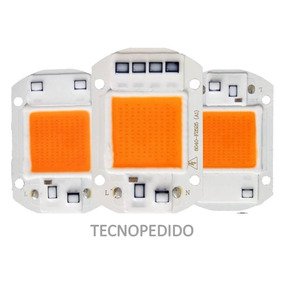Led 50w Cob (a2) Cultivo Grow Full Spectrum 220v