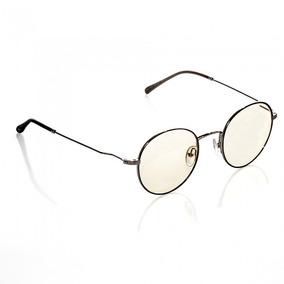 07ee635ef16e8 Óculos Para Gamer Titans Magia Prata E Lilás Lentes Marrons