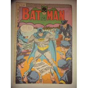 Batman 96 Segunda Serie Ebal 1969 Frete Gratis
