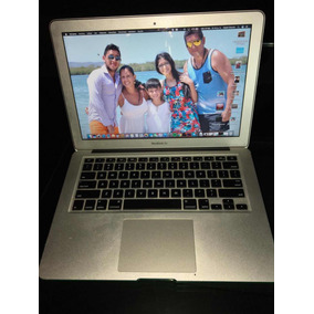 Macbook Air Usada 4gb De Memoria Ram