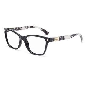 Armação Oculos Grau Colcci Cleo C6096acg54 Preto Brilho 2059b20501