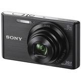 Sony Cámara Digital Dsc-w830 - Negro